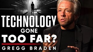 GREGG BRADEN - HAS TECHNOLOGY GONE TOO FAR? | London Real