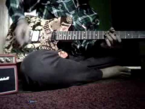 Video Guitar Cover System Of A Down Chop Suey S A N Y