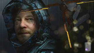Death Stranding Part 1: Mom's Dead Parkour (with Jim and Emily)