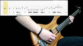 System Of A Down B Y O B Bass Cover Play Along Tabs In Video