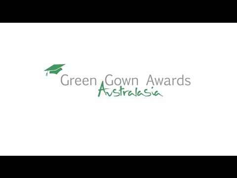 The Green Gown Awards Australasia - YouTube