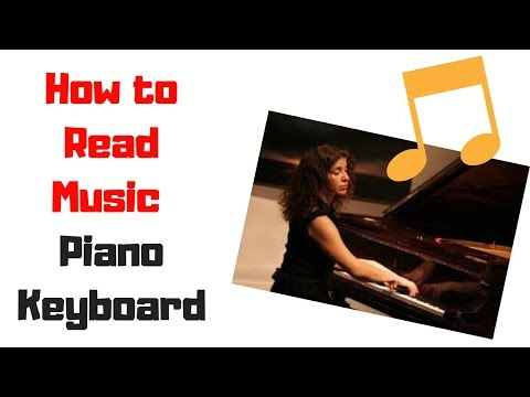 How To Read Music Notes Fast Piano Video Tutorial Lesson