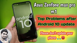 Top Problems after Android 10 Update in Max Pro M1 | Don't update before watching this
