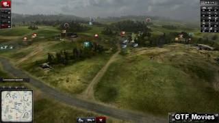 Gameplay; Order Of  War, Skimish Map: Into the Trenches, Part 1/2