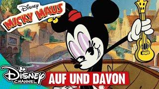 MICKY MAUS SHORTS - Auf und davon | Disney Channel