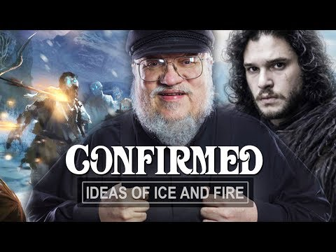 George RR Martin Confirms ASOIAF Theory