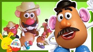 Mr Patate - Touni Toys - Titounis streaming