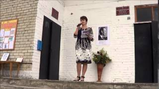 100 -летие. Н.Ю.Корнеева.с.Щекино.19/08/2015 г.