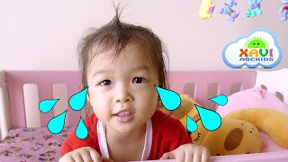 The new bed story from babies Xavi and Anna | Xavi ABCKids