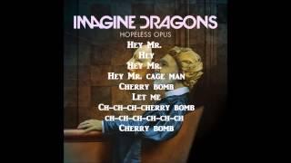 Hopeless Opus Lyrics Imagine Dragons