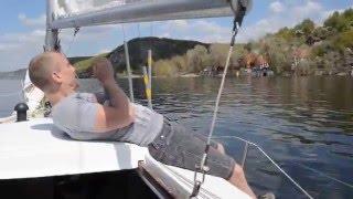 Обучение на яхте в  Самаре