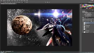 First mini SpeedArt Ahri Wallpaper HD by HANNIBALLECTOR