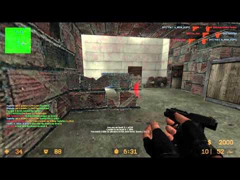 Counter Strike Source Gungame Gameplay