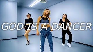 Tiësto, Mabel - God Is A Dancer | SHUKKIE choreography Video