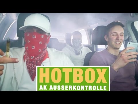 Hotbox mit AK Ausserkontrolle & Marvin Game | 16BARS.TV