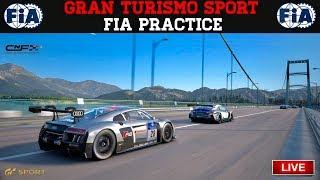 GT Sport - FIA Season 3 - Round 2 - Practice