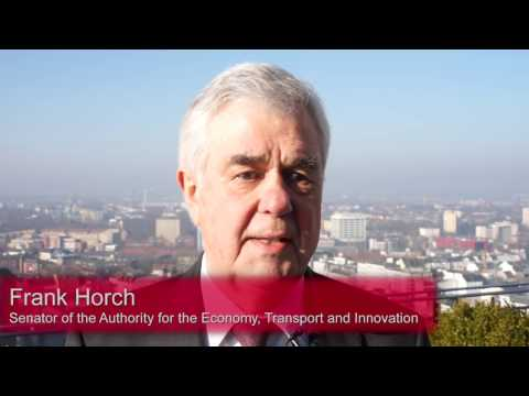 Video of the annual Press Conference Port of Hamburg 2017