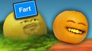 The Annoying Orange - Heads Up Challenge!