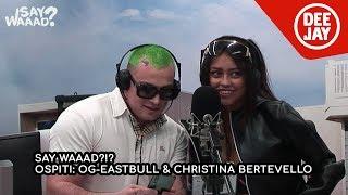 Og-Eastbull & Christina Bertevello 'Bella ciao' Afro-Fashion Remix - Say Waaad!