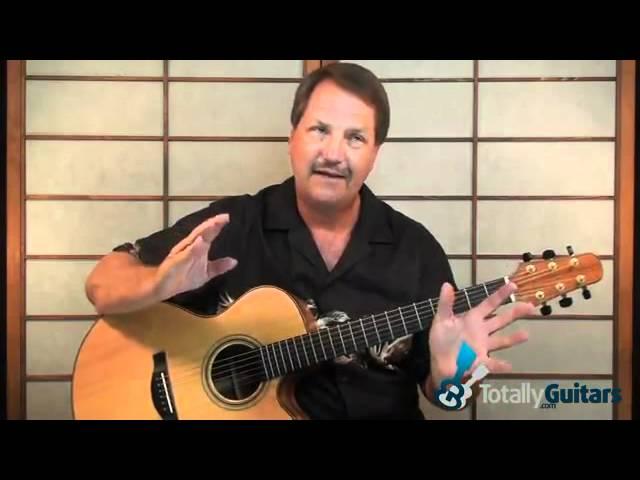 Oh My Love Guitar Lesson Preview John Lennon Youtube