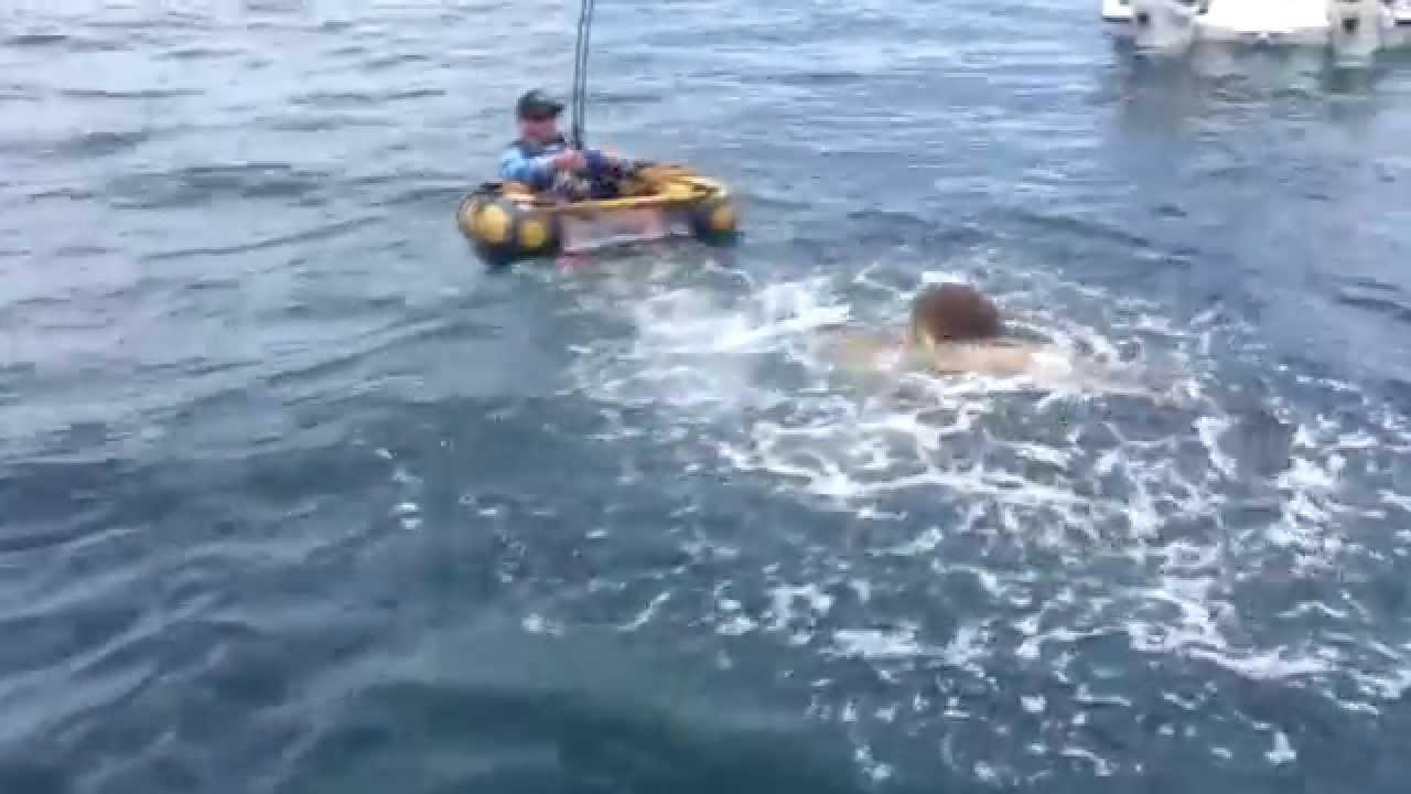 Float tube vs supersized grouper oregon fishing forum for Best fishing float tube