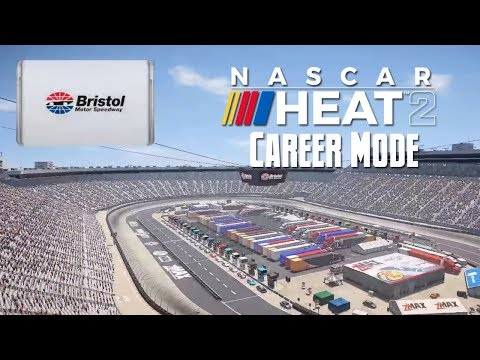 Nascar Heat 2 Career : Grand National @ Bristol