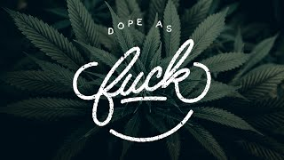 Speed Art | Dope As Fuck [Custom Type]