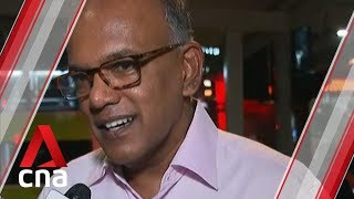 Satire is not fake news, says Shanmugam