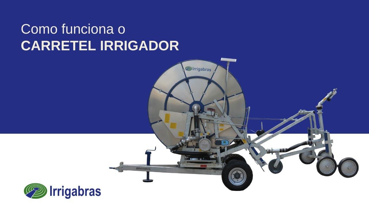 Vídeos enviados por nossos clientes - Carretel Irrigador