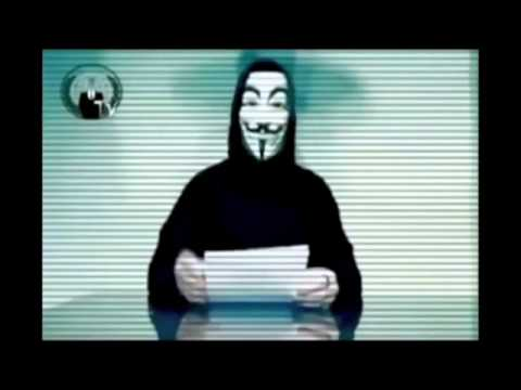 Anonymous- on MTV's Stereotypical TV show #Ops 2013