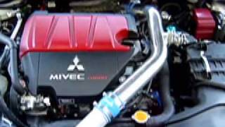 GReddy Type-RS Blow Off Valve / Evo X CZ4A  (open)  / Sound