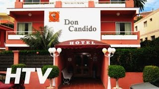 Hotel Don Cándido en Puerto de la Cruz