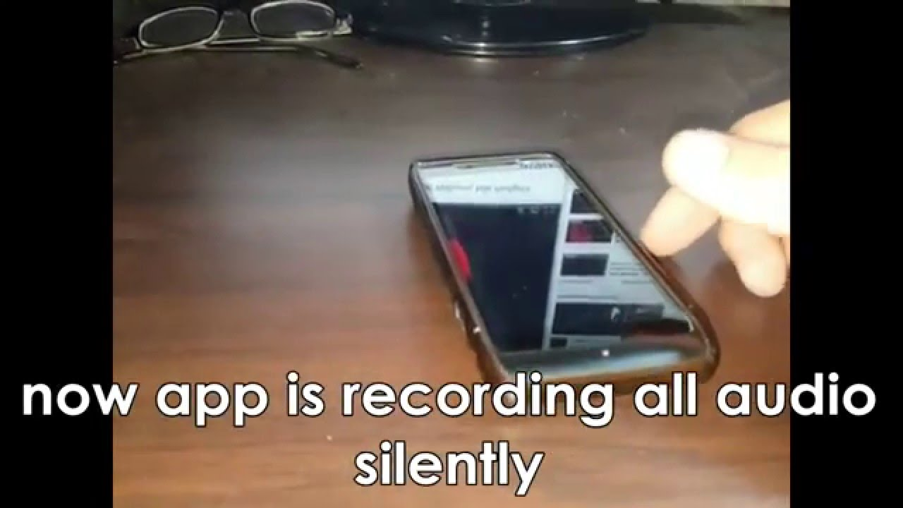 spy recorder app for iphone