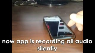 Spy Voice Recorder For Android Phone