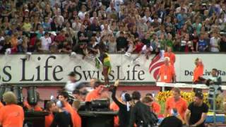 Weltrekord Stabhochsprung: Jelena Isinbajewa (news.ch)