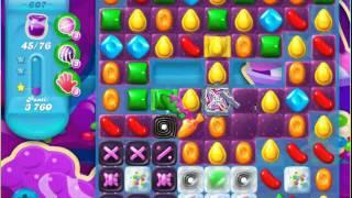 Candy Crush Soda Saga Livello 607 Level 607