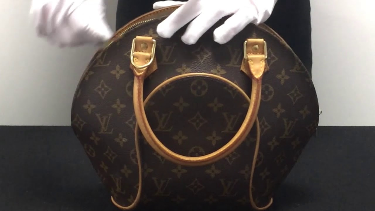 A Louis Vuitton Ellipse Handbag - YouTube 53e6f6632ca8f