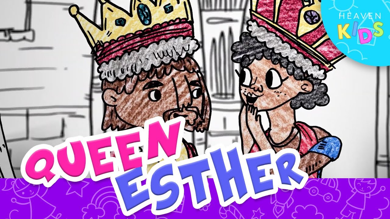 Bible Stories | Queen Esther | Holy Moly