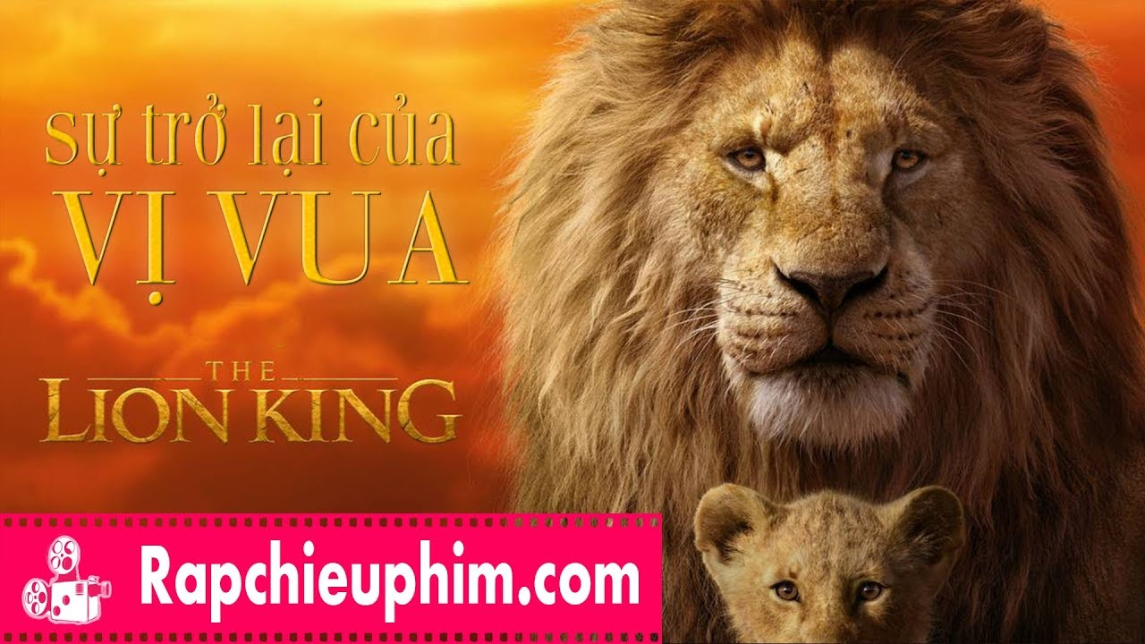 [Review] The Lion King – Sự trở lại của nhà vua - Hình ảnh và âm thanh tuyệt vời