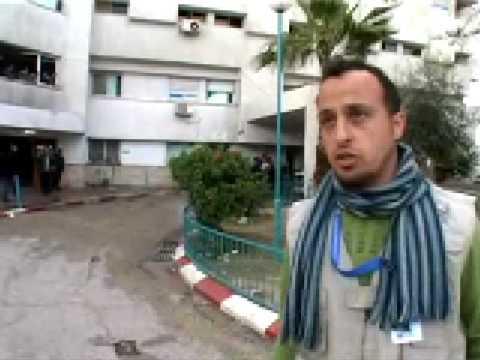Gaza Vid Blog: Islamic Relief