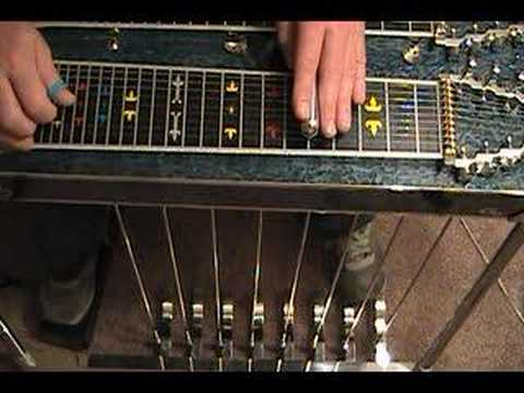 Beginner Steel Guitar: San Antonio Rose