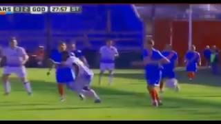 Golazo de Correa - Arsenal 0 - 2 Godoy Cruz - Torneo de Argentina 2017