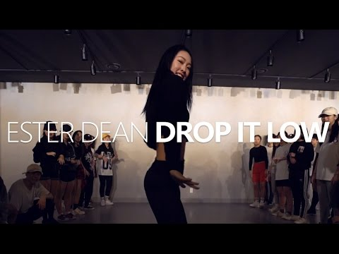 Ester Dean  Drop It Low ft Chris Brown  Choreography Jane Kim