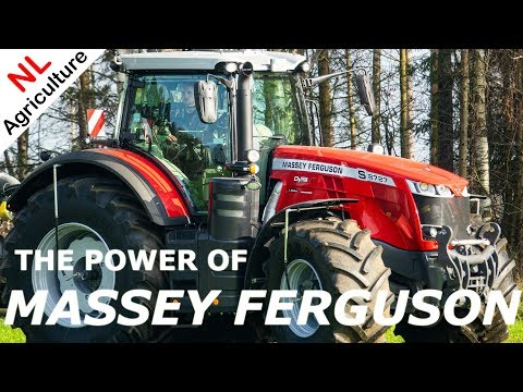 The Power Of MASSEY FERGUSON In The Netherlands ● Part 5.