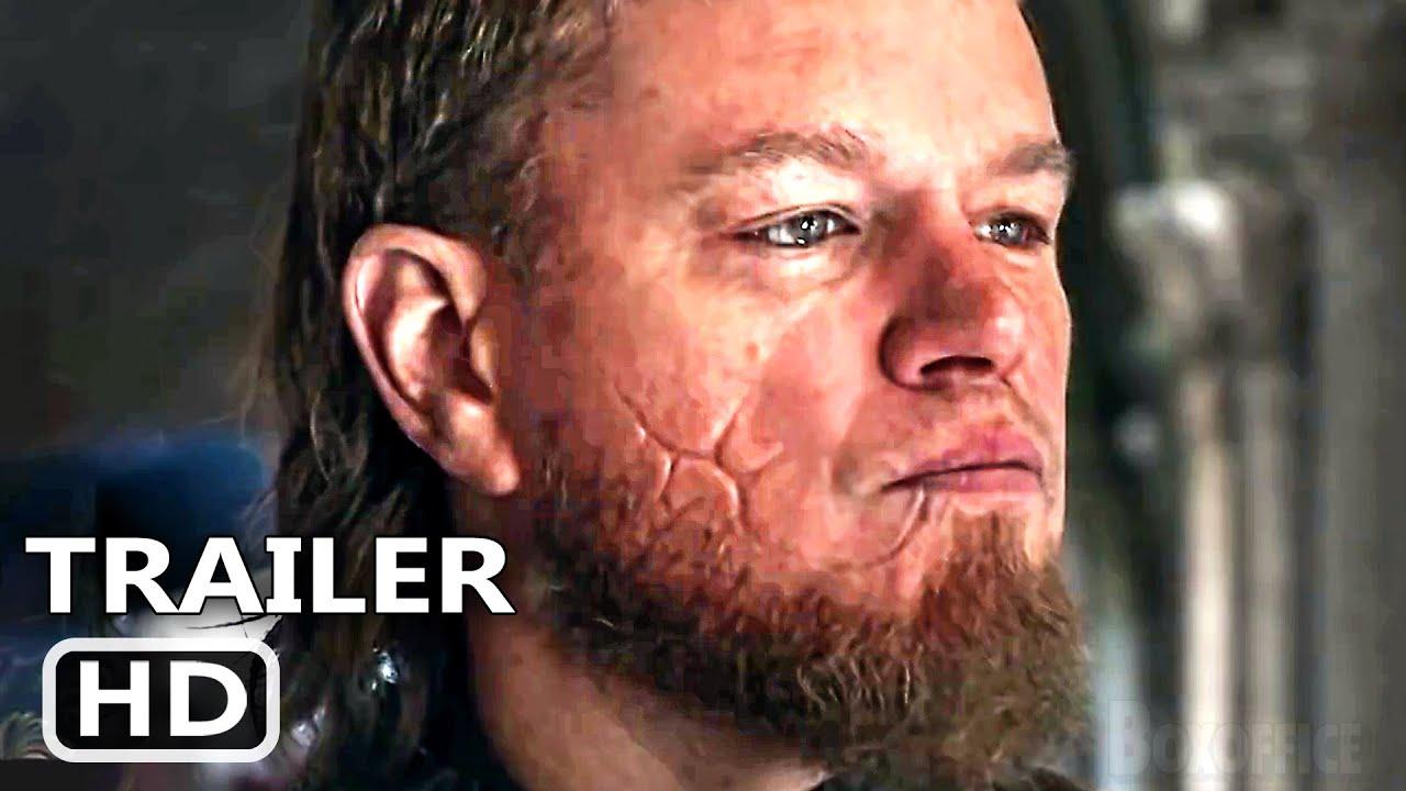 'The Last Duel' Trailer is here with Matt Damon, Adam Driver, Jodie ...