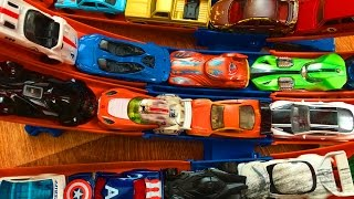 Хот Вилс Треки Машинки Мультики для Детей про Машины Hot Wheels