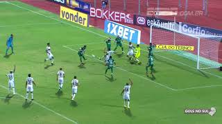 Goiás 0 x 1 Coritiba + Defesa de Wilson - Rádio Transamérica/PR