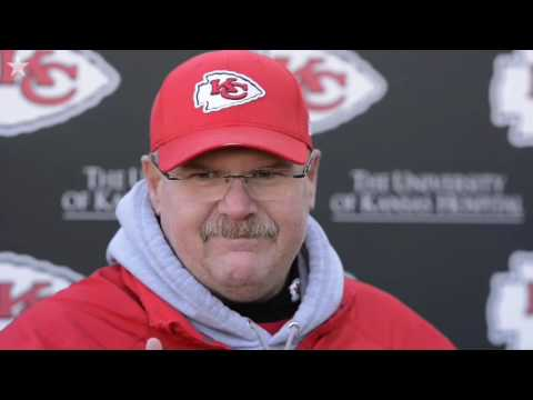 Chiefs Daily with Terez A. Paylor: Andy Reid reacts to LaVell Edwards passing
