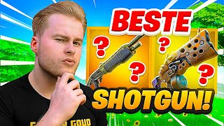 WAT IS DE BESTE SHOTGUN IN SEIZOEN 6? 🤔 - Fortnite Arena (Nederlands)