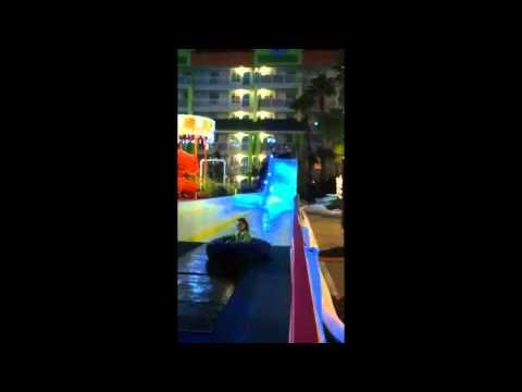 Ice Slide - Olivia - Nickelodeon Hotel, Orlando